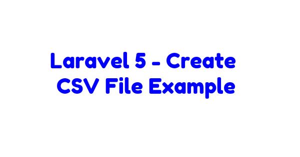 Vue Export To Csv
