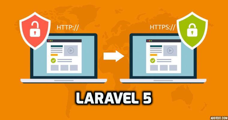 How to force redirect http to https in Laravel 5 5