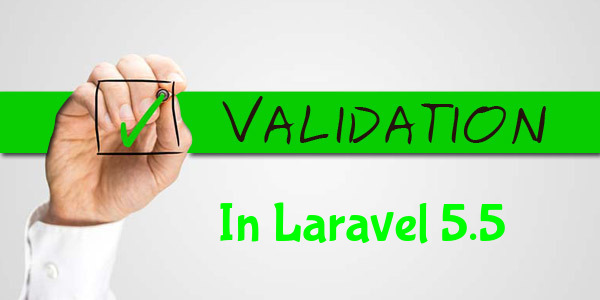 Laravel 5 5 validation example with custom message - HDTuto com